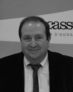 Photo du Maire de CAUX ET SAUZENS